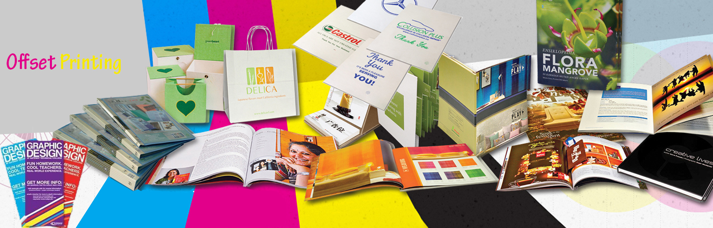 Offset Printing services in allahabad
